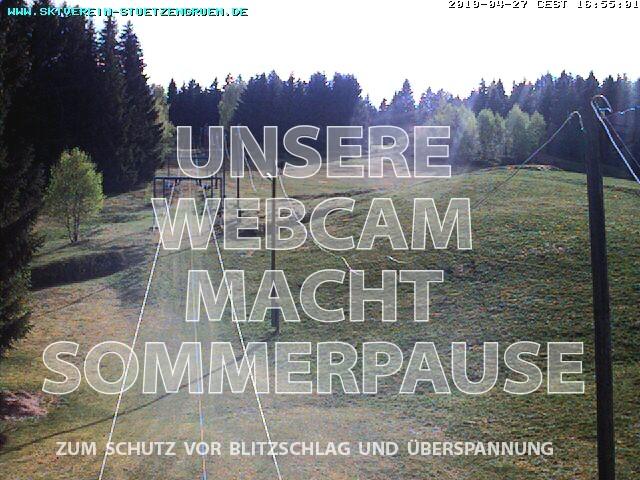 Stützengrün Skihang
